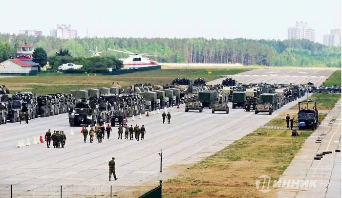"""Борисовские """"Geely"""" протестировали бобруйские шины 2"""