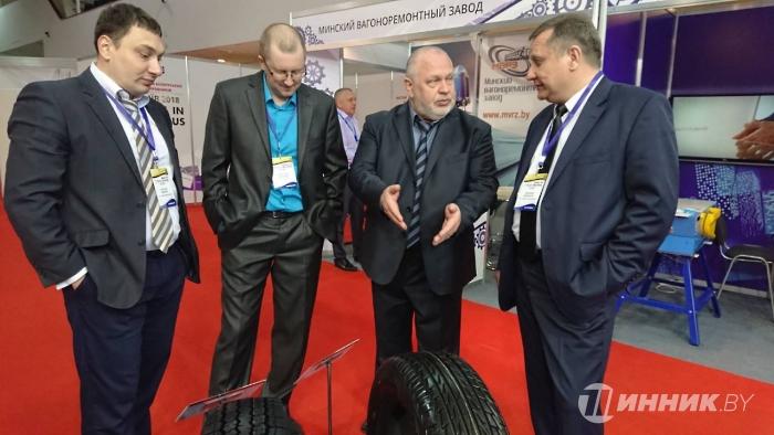 3880ab85ecd «Белшина» принимает участие в выставке белорусских производителей «Made in  Belarus»